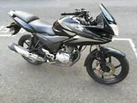 Honda cbf 125 only 999 no offers.