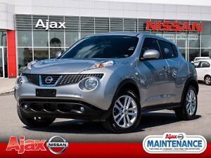2012 Nissan Juke SL AWD*Accident Free