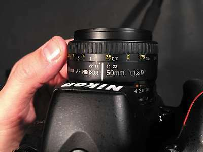 Use a standard lens