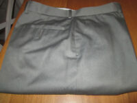 Marks and Spencers Mens Trousers in good condition light green 34R