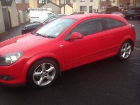 Vauxhall Astra SRI CDTI 100 2009 Great Drive hassle free reluctant seller due to change of career