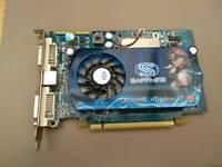 ATI Radeon Sapphire PC Graphics Card