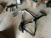 Broken Quintana Roo Bike Parts