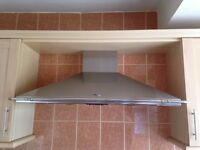 Stainless Steel Cooker Extractor hood