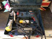 Bosch 110v sds hammer drill