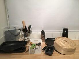 *FLAT CLEARANCE* Lots of kitchen stuff
