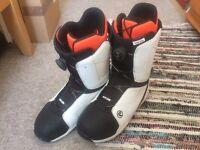 Flow Vega Boa Coiler Snowboard Boots Size 10