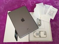 Apple iPad Air 16GB Retina Display Space Grey as new comes in box with everything for sale