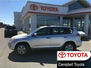 2012 Toyota RAV4 4X4 LOW KM'S CRUISE CLOTH INTERIOR
