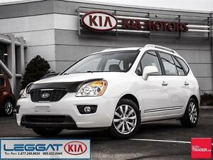 2012 Kia Rondo EX - No Accident, One Owner, VERY Low KM, 3rd Row