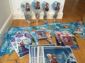 Disney Frozen Party pack over 40 pieces