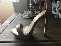 New look heels size 6
