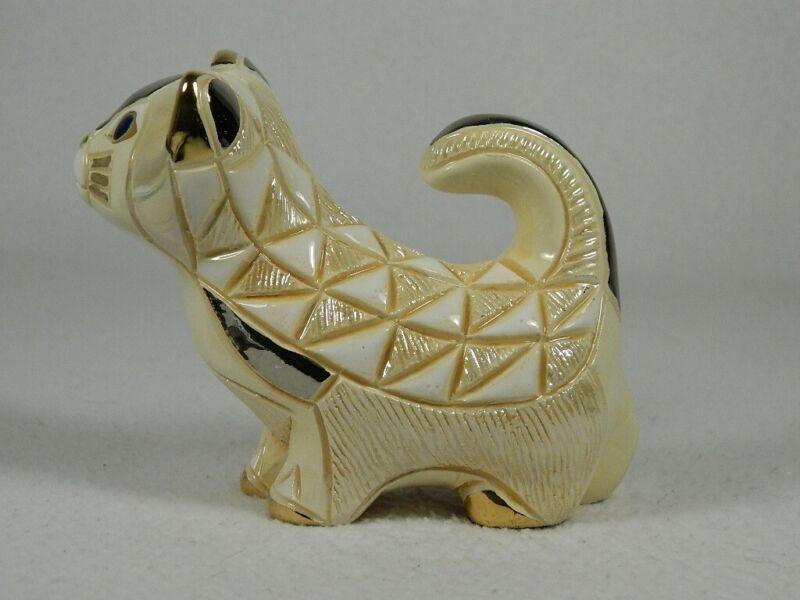 De Rosa Rinconada Silver Anniversary RETIRED White Cat #721W-New In Box
