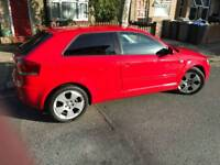 lovely audi a3 with all the services