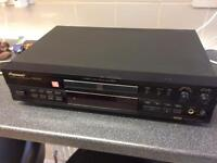 Pioneer pdr-609 compact disc recorder in good condition @£100