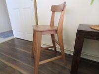 Ikea Ingolf Junior High Chair