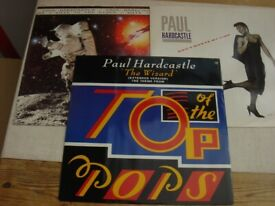 3 ORIGINAL PAUL HARDCASTLE 12 INCH SINGLES £ 4 THE LOT