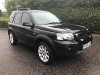 AUTO 2004 FREELANDER SPORT 2.0 TD4 AUTOMATIC TOP SPEC LONG MOT GREAT RUNNER 4x4 land rover