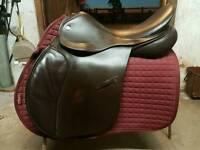 Jeffries Falcon Hawk Event saddle