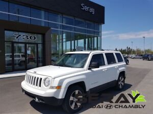 2016 Jeep Patriot HIGH ALTITUDE, mags, a/c, toit ouvrant