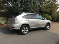 Lexus RX300 Automatic - full service history - all old MOTs - may part exchange