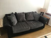2 AND 3 SEATER SOFA FOR SALE £200 ONO