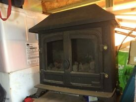 GAS STOVE HUNTER CLASSIC CAST IRON