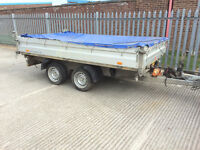 3 Way Tipper Tipping Trailer - not Brian James or Ifor Williams