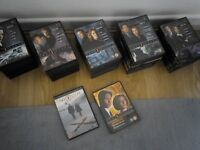 X FILES Complete Series 1 -9. Two bonus Dvds Directors Cut and Secrets of the X Files