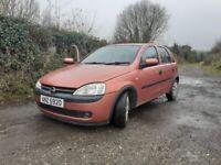 Opel, 2001, 1199 (cc)