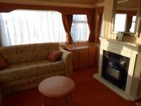 2004 Cosalt Carlton Static Caravan - sleeps 6 double glazed and has central heating