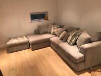 Next Stratus II left corner sofa