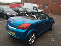 2007 Vauxhall Tigra 1.4 Good and Cheap Runner with history and mot