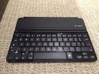 Logitec Ultra Thin iPad Keyboard Cover