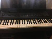 Digital piano and stool