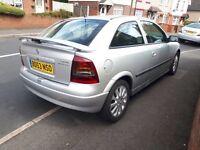 Vauxhall Astra 1.6 i 16v SXi Hatchback 3dr Petrol Manual (168 g/km, 99 bhp)
