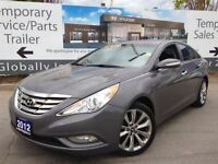 2012 Hyundai Sonata 2.0T ONE OWNER NO ACCIDENTS