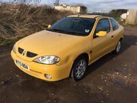 2000 Renault Megane Sport Coupe 1.4