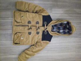M&S boy's coat 4-5years
