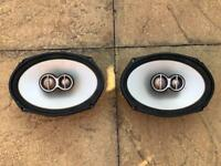 Infinity 9603i Reference Series 3-Way 6x9 Car Speakers