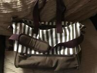 Baby changing pram stroller bag