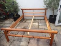 5ft wide double bed frame