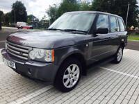 RANGER ROVER 3.0 TD6 VOGUE DIESEL AUTOMATIC LEATHER SAT NAV