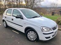 2006 Vauxhall corsa life 1.3 cdti 5 door Hatchback # £30 tax model ! # cheap ins # 70 mpg #2 own# sh
