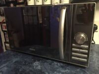Microwave, Grill & Convection Oven