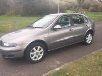 2005 05 Seat Leon 1.6S 5dr Grey