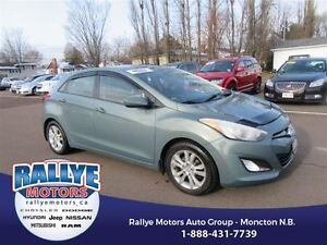 2013 Hyundai Elantra GT GL! Sunroof! Alloy! Heated! Save!
