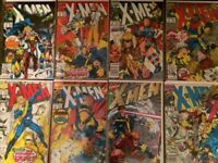 21 Marvel X-Men Comics