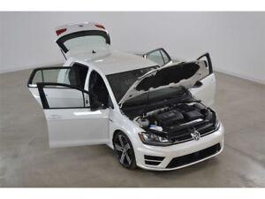 2016 Volkswagen Golf R DSG*Tech Package*Cuir*Fender*