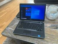 "As new Dell latitude E6430S laptop 14"" intel core i5 3rd gen 3.40ghz 8GB RAM 256GB SSD Windows 10"